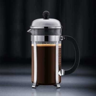 Cafetière à piston BODUM - Chambord  12 Tasses