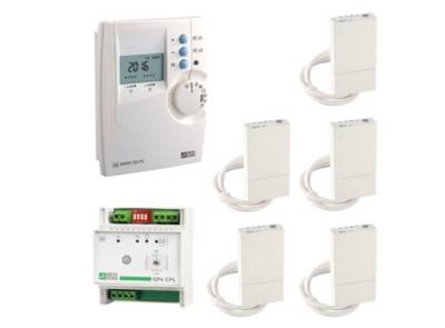 Gestionnaire d'énergie 3 zones Driver  630 CPL/FP DELTA DORE