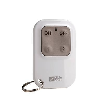 Télécommande radio pour système d'alarme  TL 2000 Tyxal + DELTA DORE