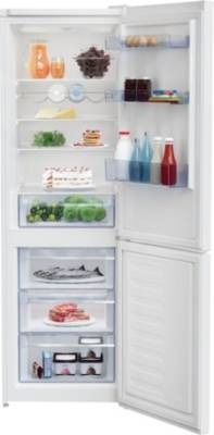 Réfrigérateur combiné RCSA366K40WN BEKO