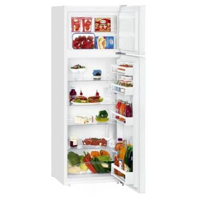 Réfrigérateur familial 2 portes LIEBHERR - Label énergie A++