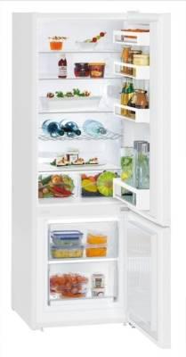 Réfrigérateur combiné garanti 5 ans CU281-21 LIEBHERR