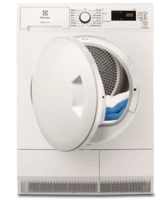 Sèche linge frontal 7 kg ELECTROLUX - Système pompe à chaleur