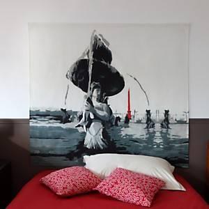 Tête de lit Place Concorde  MADEMOISELLE TISS