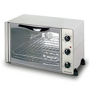 Four à poser ROLLER GRILL TQ341I 34  litres finition inox