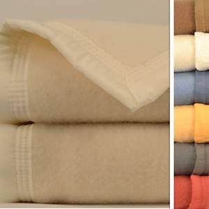 Couverture laine Woolmark Hauteluce 500  g