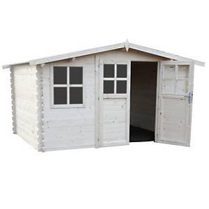 Abri de jardin en sapin 12 m² CHALET ET  JARDIN