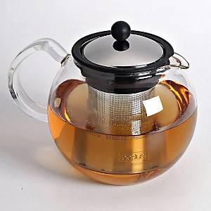 Théière en verre filtre inox BODUM 1,5L  - Assam
