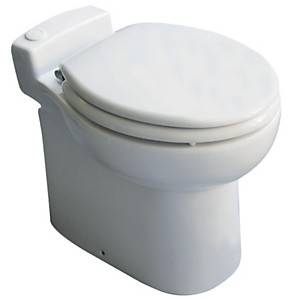 WC à Turbo-broyage