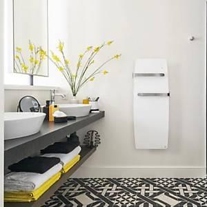 Sèche-serviettes électrique Etic Bains Muller Intuitiv 1500 W