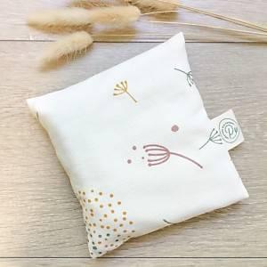 Bouillotte coton bio PITIGAIA, dandelion
