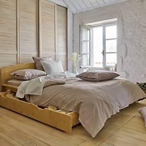 Parure de lit percale Nattie