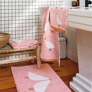 Linge de bain Lintu SCION LIVING, blush