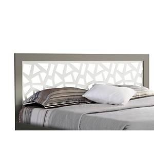 Tête de lit Rim bicolore