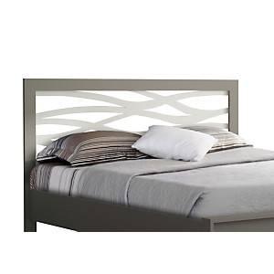 Tête de lit Rose bicolore