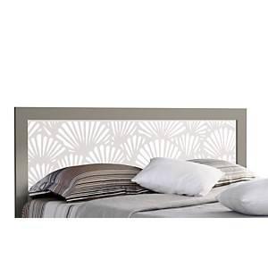 Tête de lit Rita bicolore