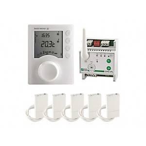 Gestionnaire d'énergie 3 zones radio  Driver 630 radio/CPL/FP DELTA DORE