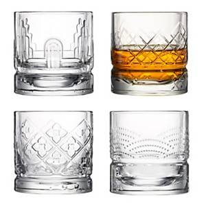 Set de 4 gobelets whisky Dandy LA ROCHERE