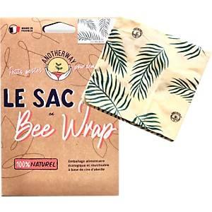 Pack de 1 Sac alimentaire en Bee Wrap L