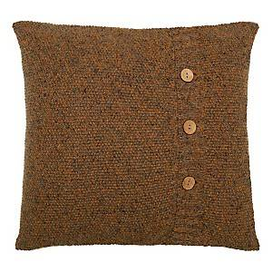 Housse de coussin recyclée Charles  CAMIF EDITION