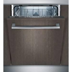Lave-vaisselle Tout-intégrable SN65D002EU SIEMENS