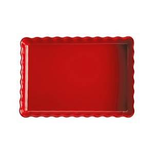 Plat à tarte rectangulaire Grand Cru EMILE HENRY