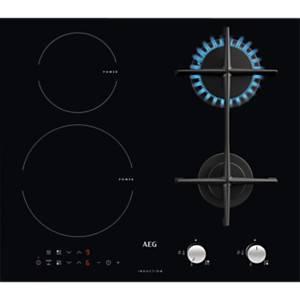 Table de cuisson mixte HD634170NB AEG