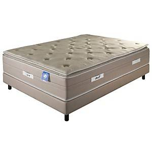 Surmatelas latex naturel Léo CAMIF