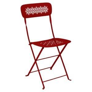 Lot de 2 chaises pliantes Lorette FERMOB
