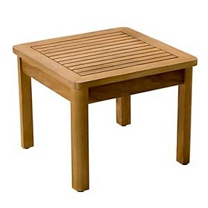 Table basse Ibiza en teck VLAEMYNCK