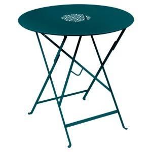 Table ronde pliante 77 cm Lorette FERMOB