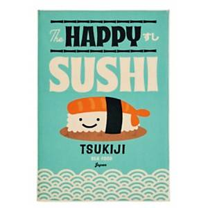 Torchon Mister Atomic Sushi COUCKE