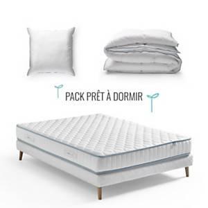 Pack Prêt-à-dormir Zohra et Raphaël naturel CAMIF EDITION