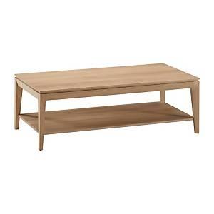 Table basse avec tablette Buzz 100 x 50 cm