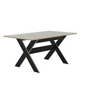 Table rectangulaire Ginka