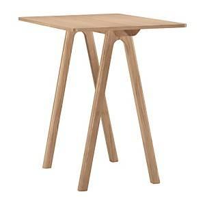 Table haute Chevron H110