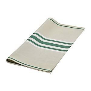 Lot de 6 serviettes de table Corda ARTIGA, épinard