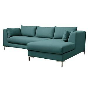 Canapé d'angle tissu Padoue