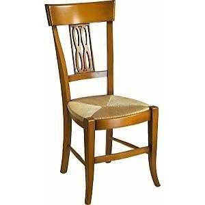 Lot de 2 chaises dos palmette Symphonie