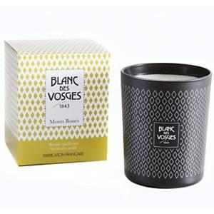 Bougie parfumée naturelle Monts Boisés  BLANC DES VOSGES