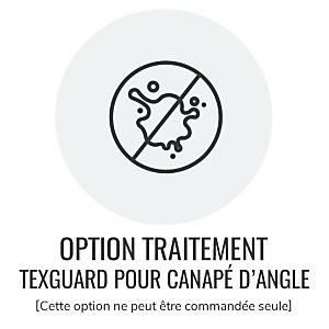 Option traitement Texguard pour angle et panoramique