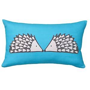 Coussin Spike SCION LIVING, turquoise